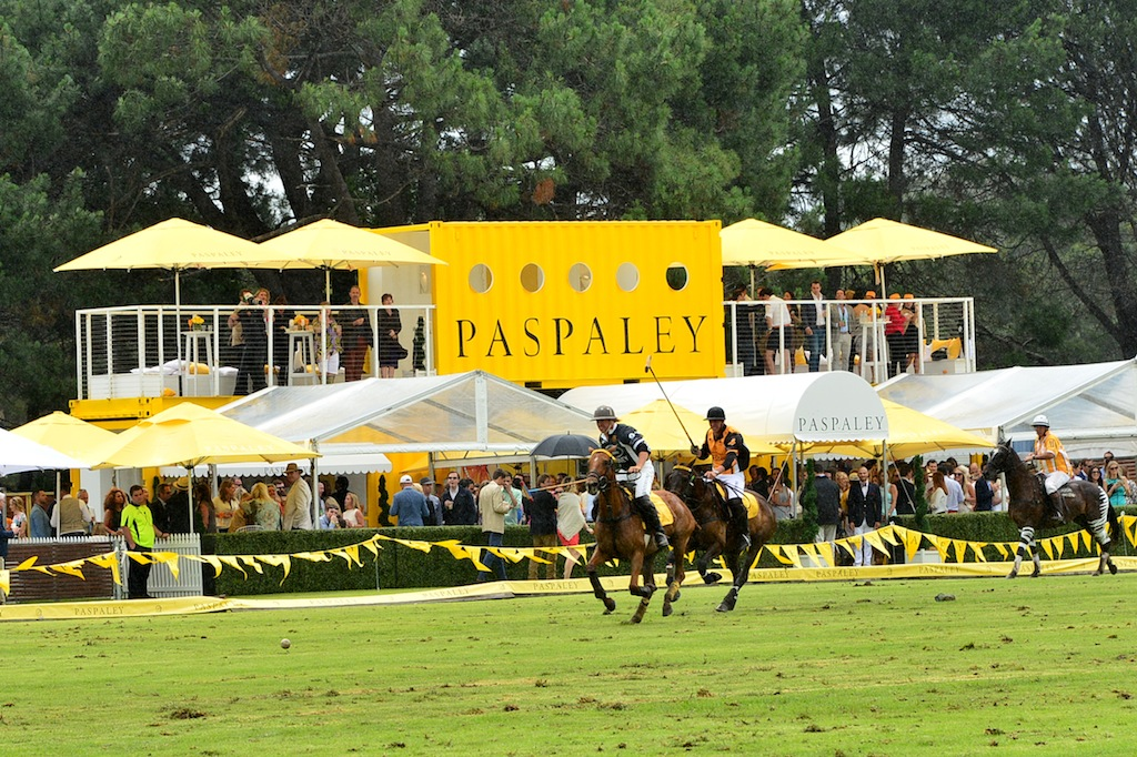Paspaley Polo in the City Sydney