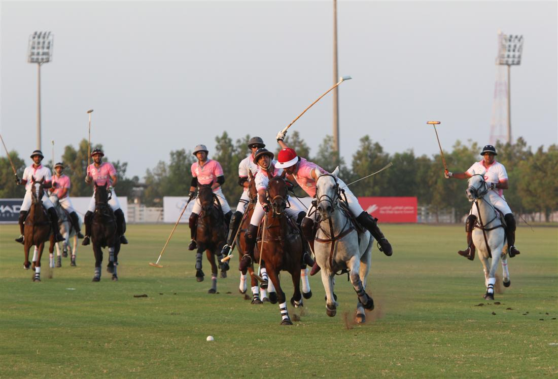 3000 Turn Out in Support of Breast Cancer Awareness Initiative Polo Tournament