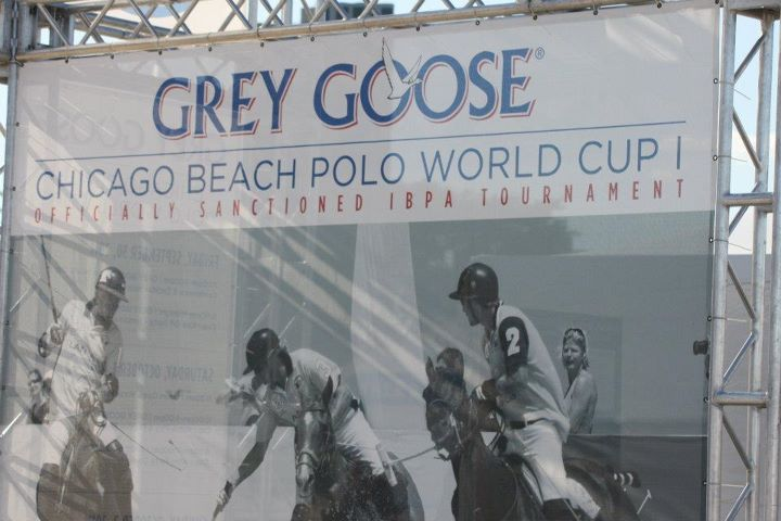 Photographs Chicago Beach Polo