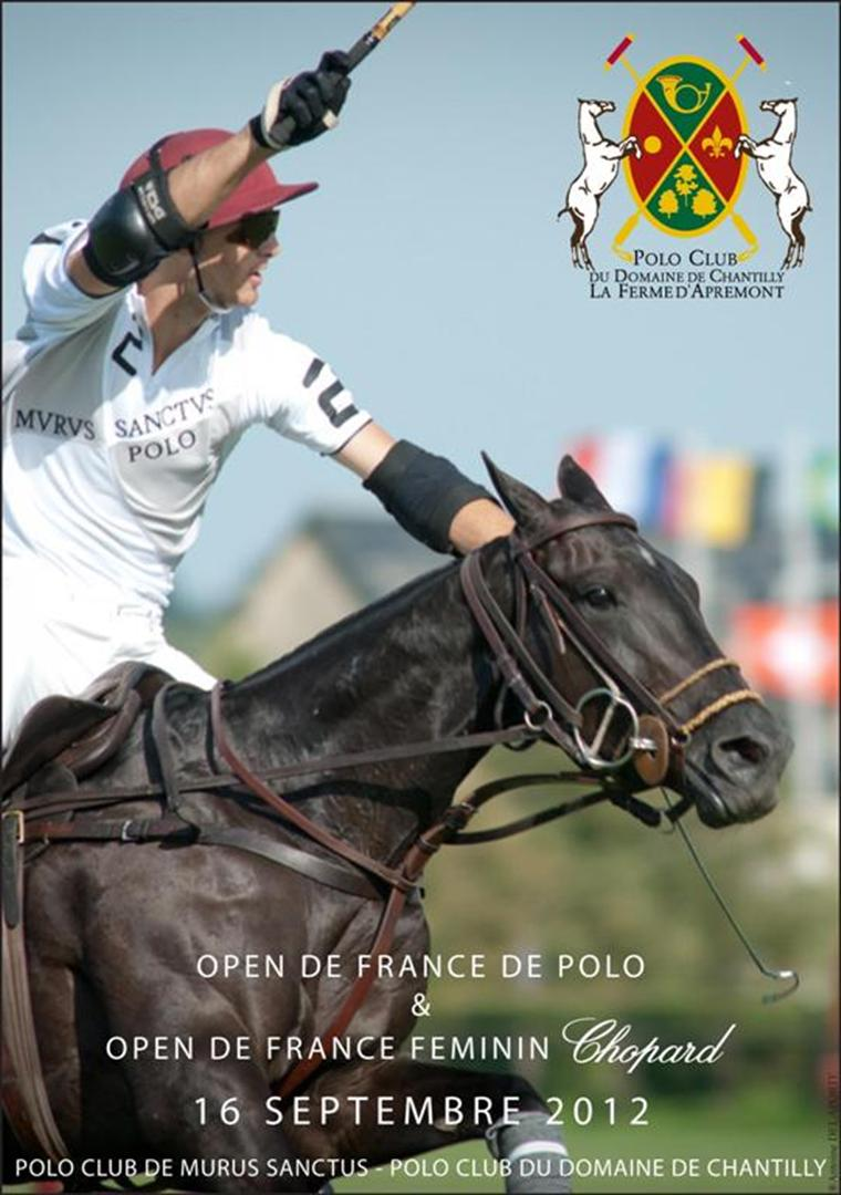 Open de France de Polo - Open de France féminin Chopard (Open Polo France - France Open Women Chopard)