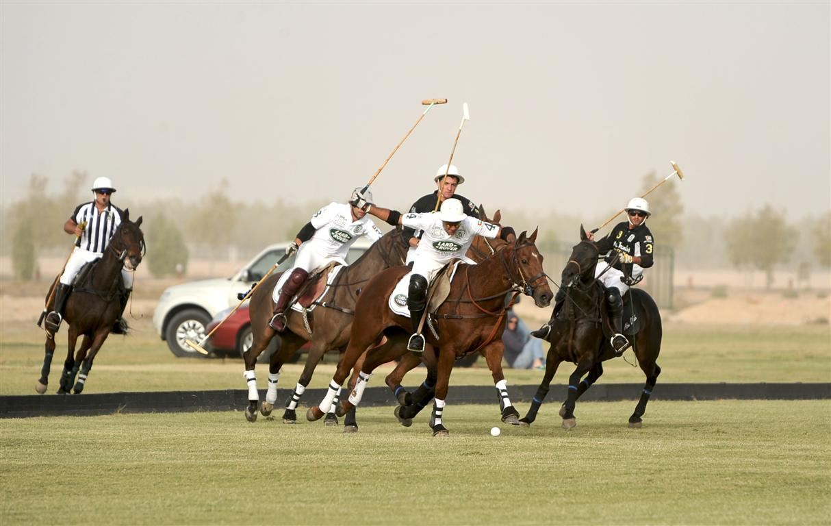 Ghantoot Land Rover Triumphs in Opening Match