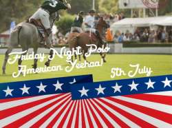 Friday Night Polo, 5th July
